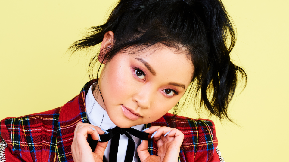 Lana Condor for StyleCaster's Self-Love Issue