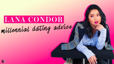To All the Boys 2's Lana Condor Answers Millennial Dating Questions | StyleCaster