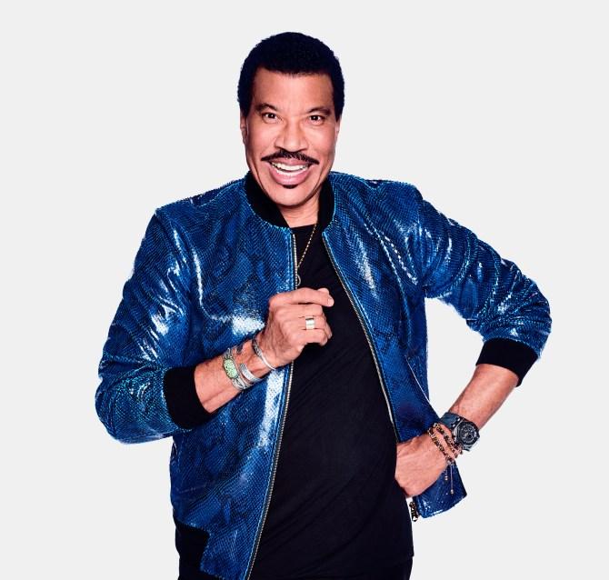 Lionel Richie, American Idol