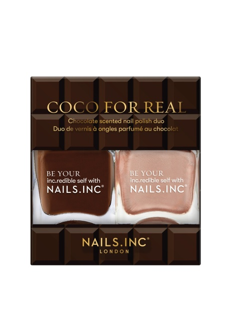 nails inc cocoa for real