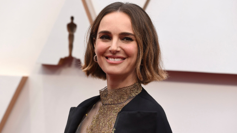 Natalie Portman's Oscars Dress Shaded the All-Male Director Nominees & We're Screaming | StyleCaster