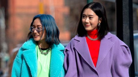 The NYFW 2020 Street Style Is Chock-Full of the Wildest Outfit Inspiration | StyleCaster