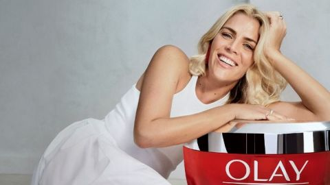Busy Philipps Proudly Shows Off Her Moles in Un-Retouched Olay Campaign | StyleCaster