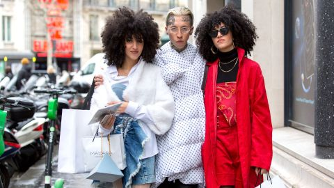 The Paris Fashion Week 2020 Street Style Proves Neutrals Are Anything but Boring | StyleCaster