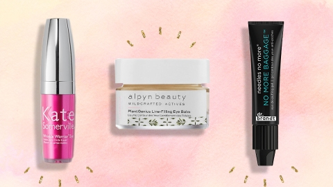 These Under-Eye Products Work ~Almost~ Like Plexaderm | StyleCaster