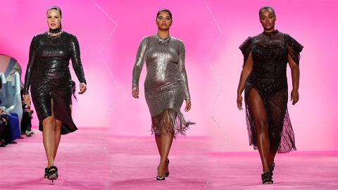 Plus-Size Models Aren't a Fad, So Why Have They Disappeared from Fashion Month?   StyleCaster