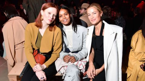 Front Row at the Proenza Schouler NYFW Fall/Winter Show Was Absolutely *Chef's Kiss* | StyleCaster