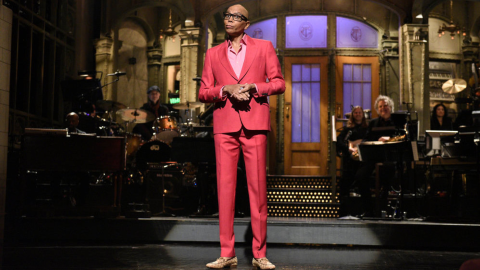 RuPaul Made Herstory as the 1st Drag Queen to Host 'SNL' & Here's Why That Matters | StyleCaster