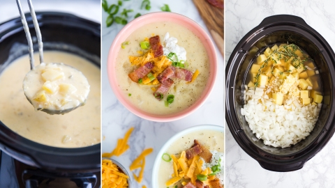 12 Treat-Yourself Potato Recipes You Can Make In A Slow Cooker | StyleCaster