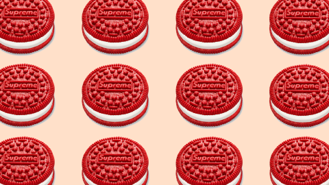 You Can Now Buy Supreme Branded Oreos for Over $80k, and No, This Is Not! A! Joke! | StyleCaster
