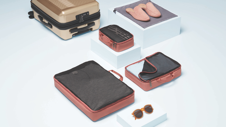 Everything in Target's New Luggage Line Is Under $200—but It Looks Like Luxury