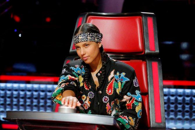 The Voice: Alicia Keys