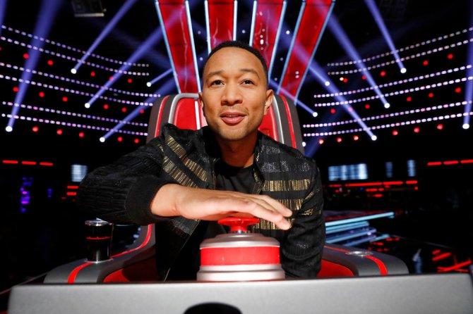 The Voice: John Legend