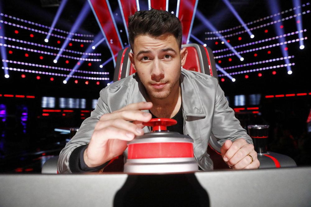 The Voice: Nick Jonas