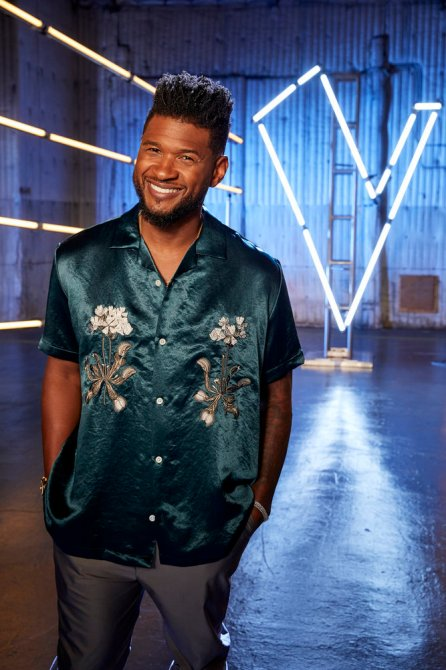 The Voice: Usher