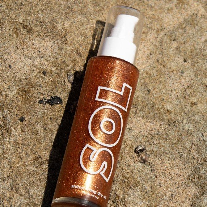 ulta sol body dry oil
