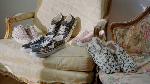 Vans and Sandy Liang Just Teamed Up to Create the Ultimate Cool Kid Wardrobe   StyleCaster