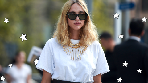 Not All White Tees Are Created Equal, So Here Are Our Top Picks for Any Occasion | StyleCaster