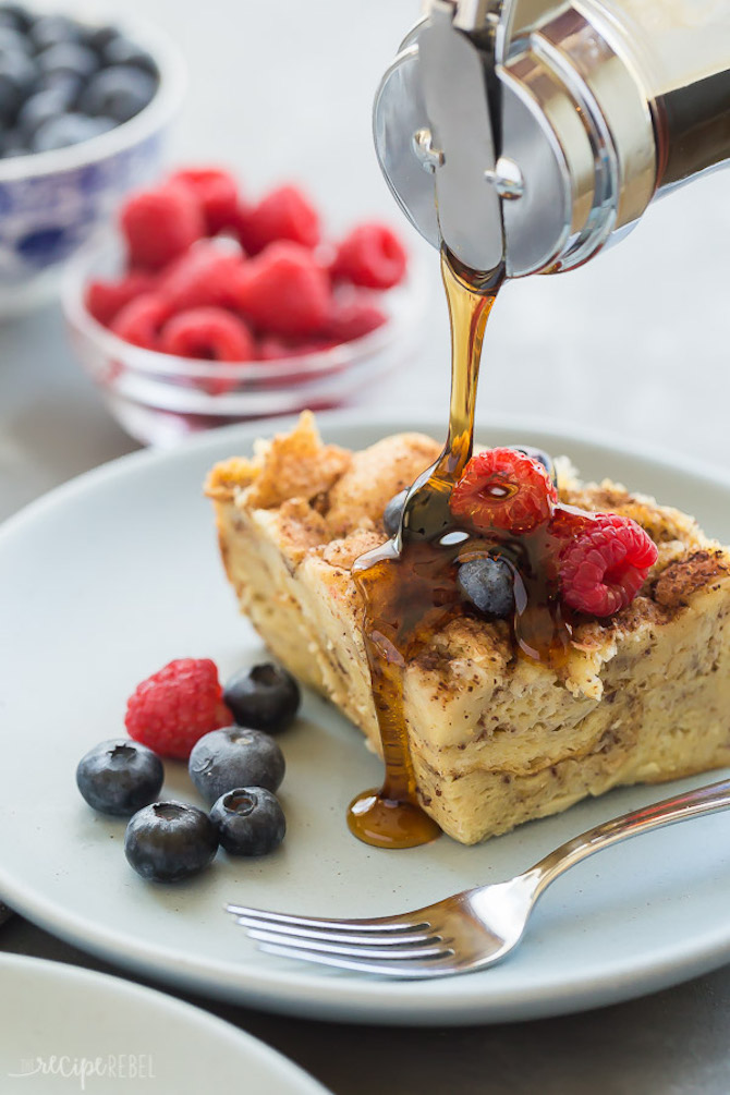 STYLECASTER | Slow-Cooker Dessert Recipes |  french toast
