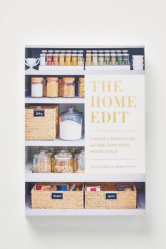 STYLECASTER | Cheap Gifts for Friends | the home edit book