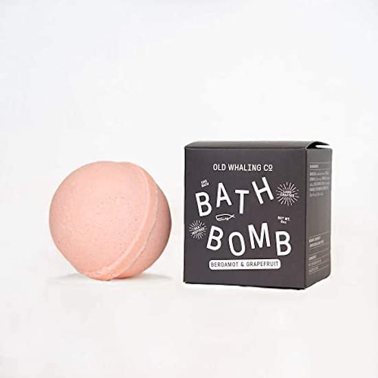 STYLECASTER | Cheap Gifts for Friends | grapefruit bath bomb