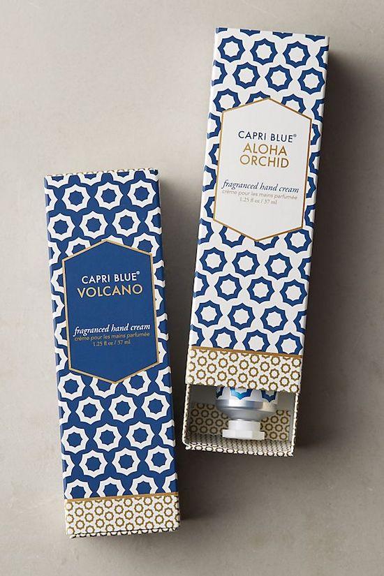 STYLECASTER | Cheap Gifts for Friends | capri blue mini hand cream