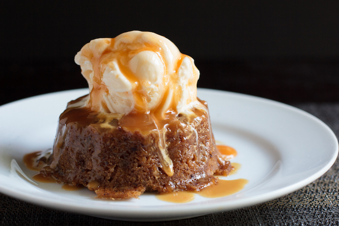 STYLECASTER | Slow-Cooker Dessert Recipes | sticky toffee pudding