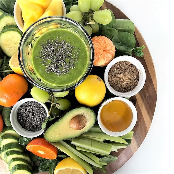 STYLECASTER | Healthy Smoothie Recipes | super green smoothie