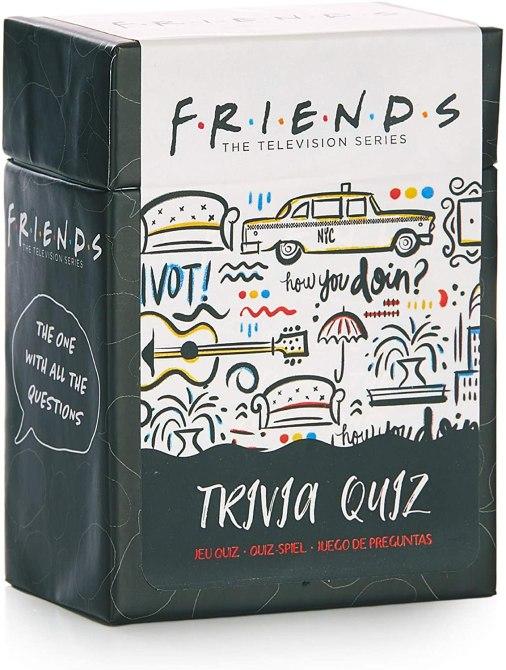 Friends Trivia Quiz Card Game