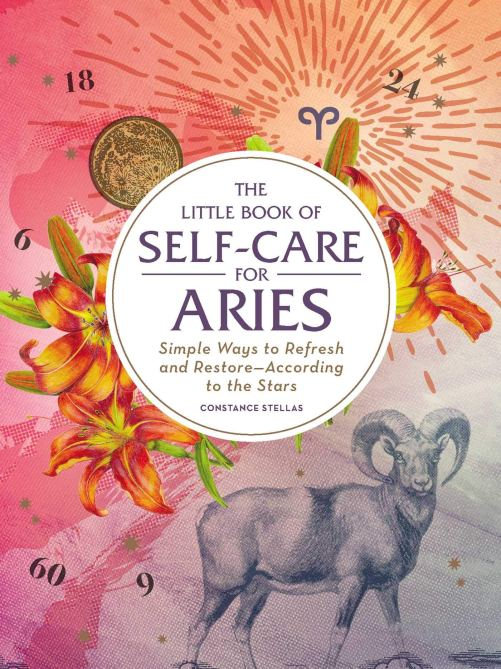 STYLECASTER | self-care book for Aries, April horoscopes 2020