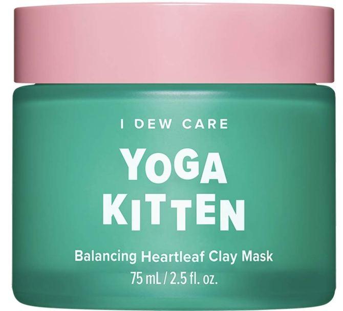 amazon I dew care yoga kitten