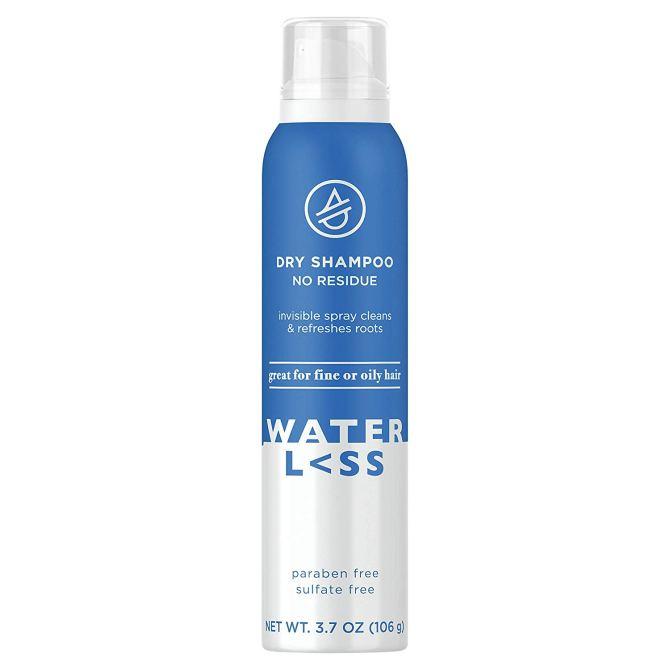 amazon waterless dry shampoo