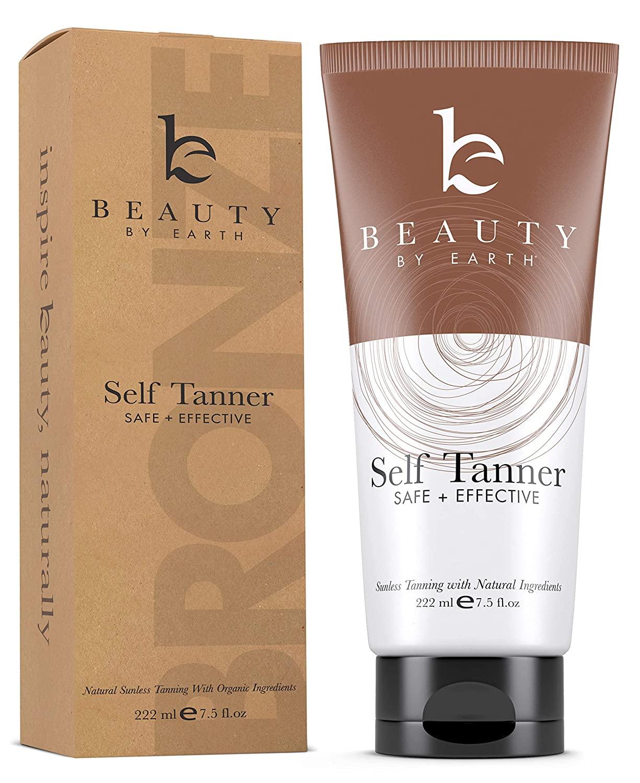 B Beauty self tanner