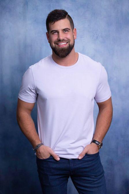 Bachelorette 2020: Blake M.