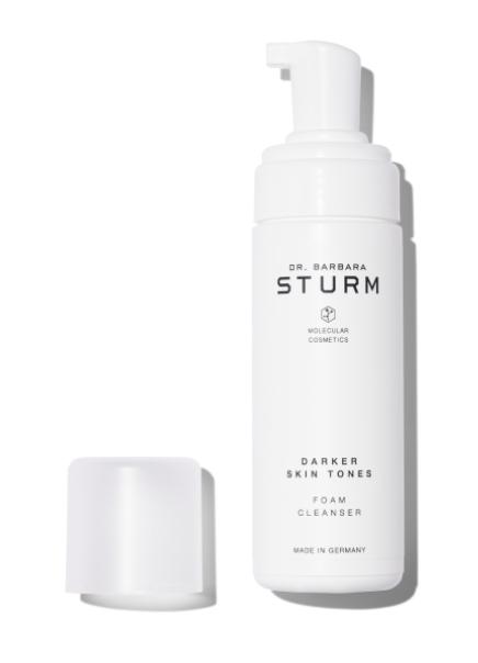 barbara sturm darker skin tones foam cleanser