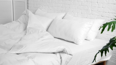 Egyptian Cotton Sheets for the Most Luxurious Sleep Of Your Life | StyleCaster