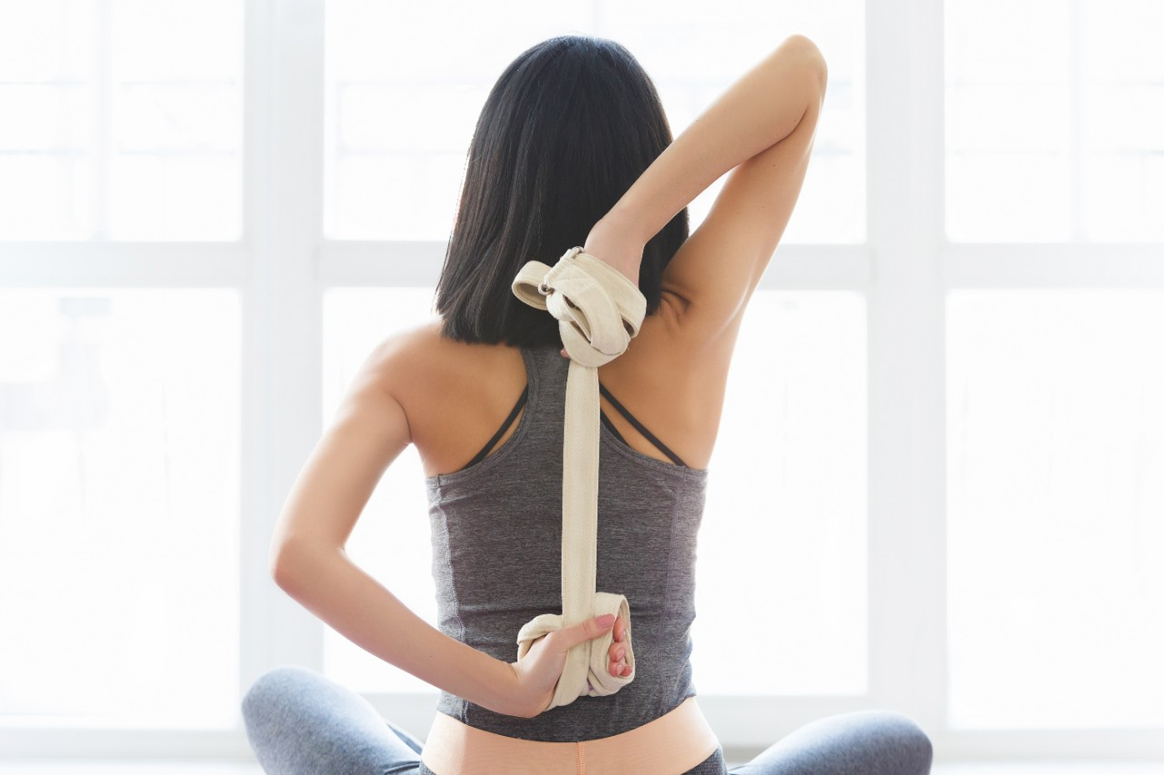 These Straps for Yoga Help Regular Practitioners Achieve a Deeper Stretch