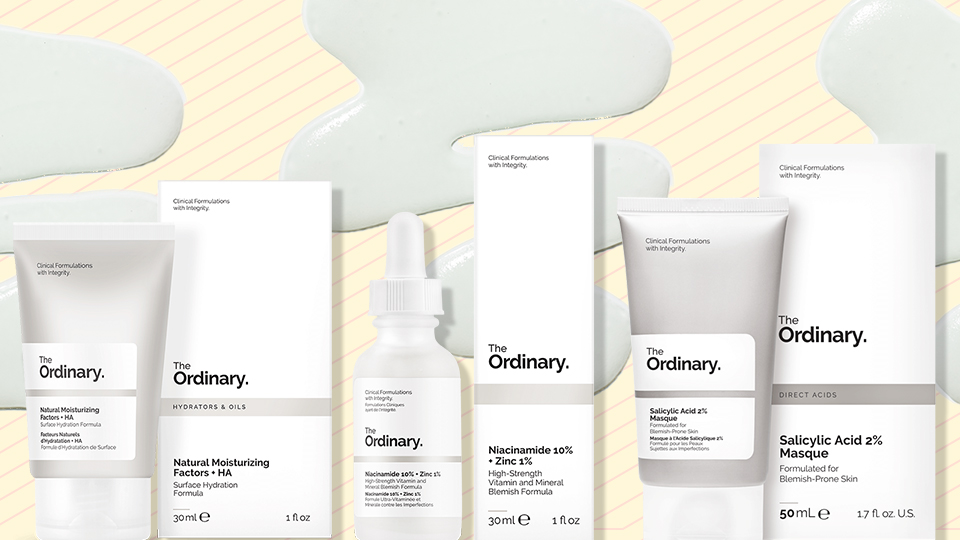 The Ordinary's Best Products for Nixing Oily Skin on a Budget