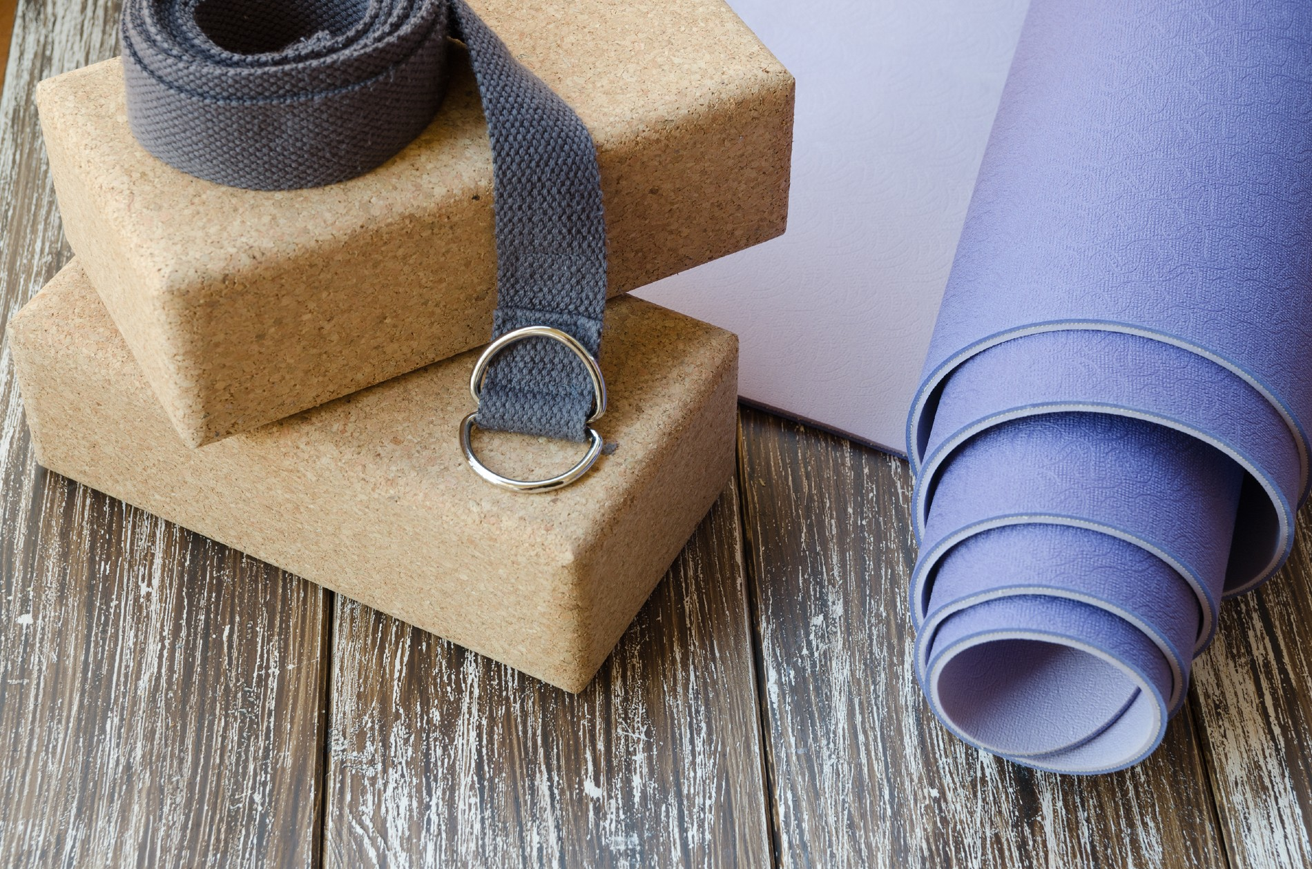 Sturdy Yoga Block and Strap Sets to Enhance Your Flexibility & Form
