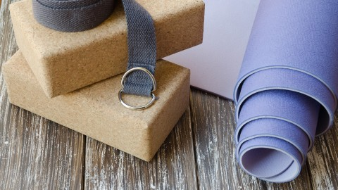 Sturdy Yoga Block and Strap Sets to Enhance Your Flexibility & Form | StyleCaster