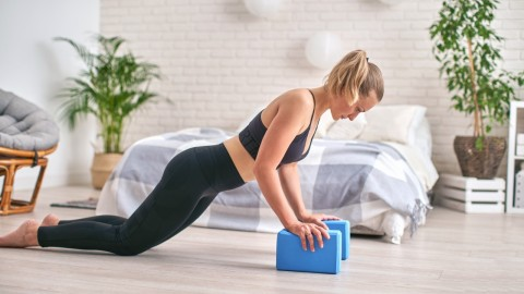 These Yoga Props Will Help You Advance In Your Practice | StyleCaster
