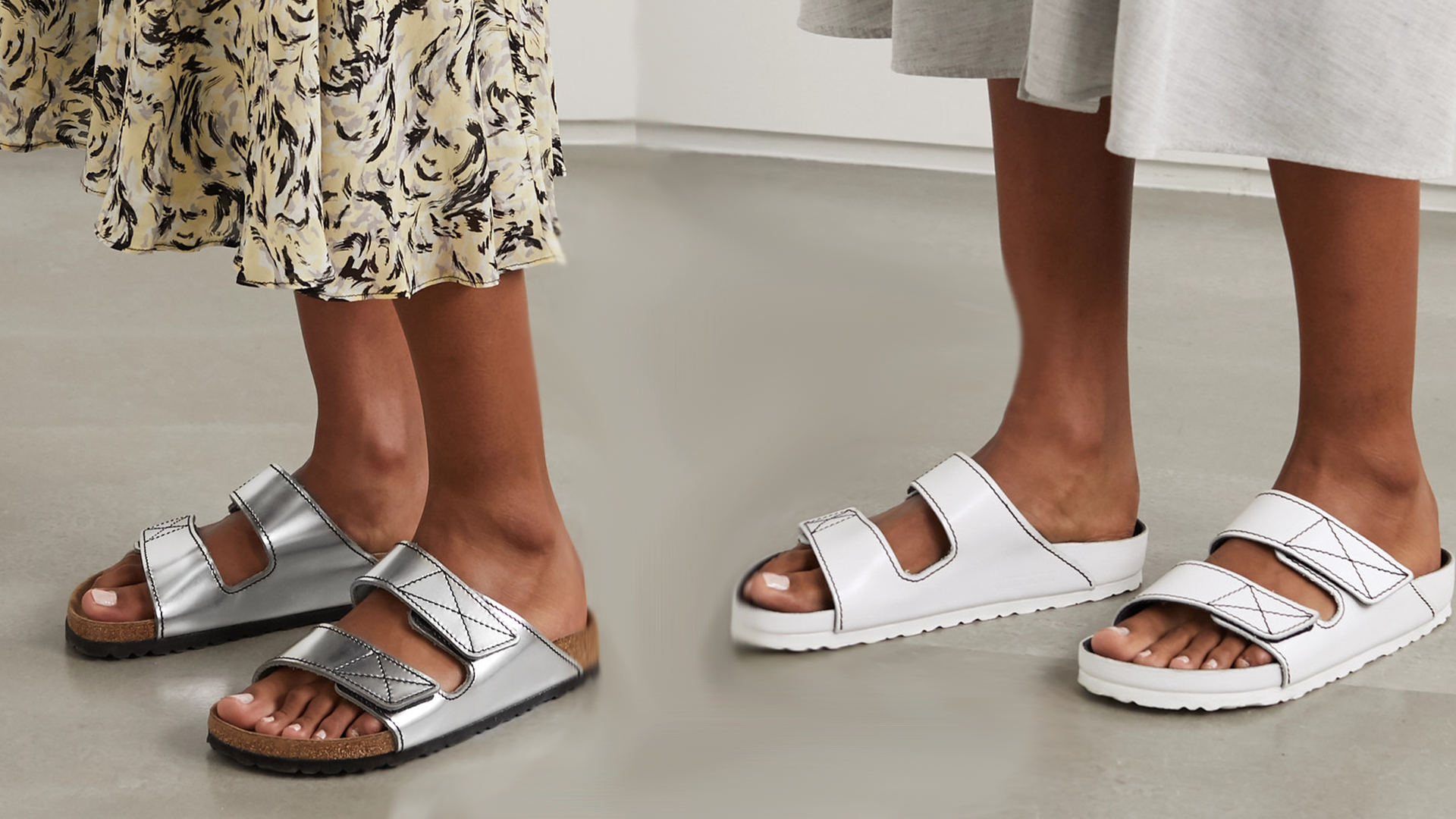 Birkenstock and Proenza Schouler Teamed Up to Create Our Dream Spring Sandal Collection
