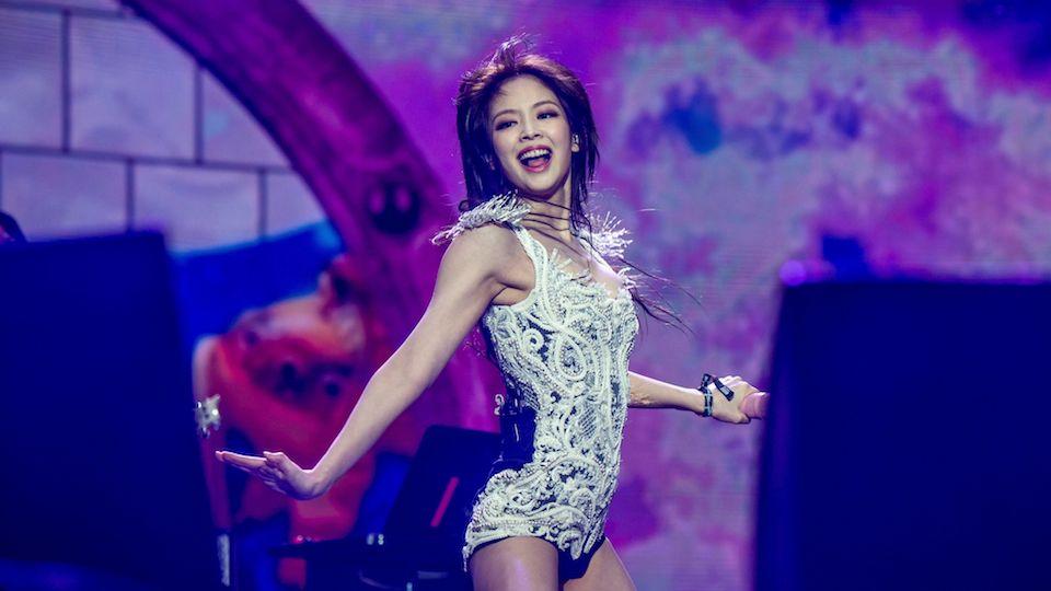 BLACKPINK's Jennie Kim