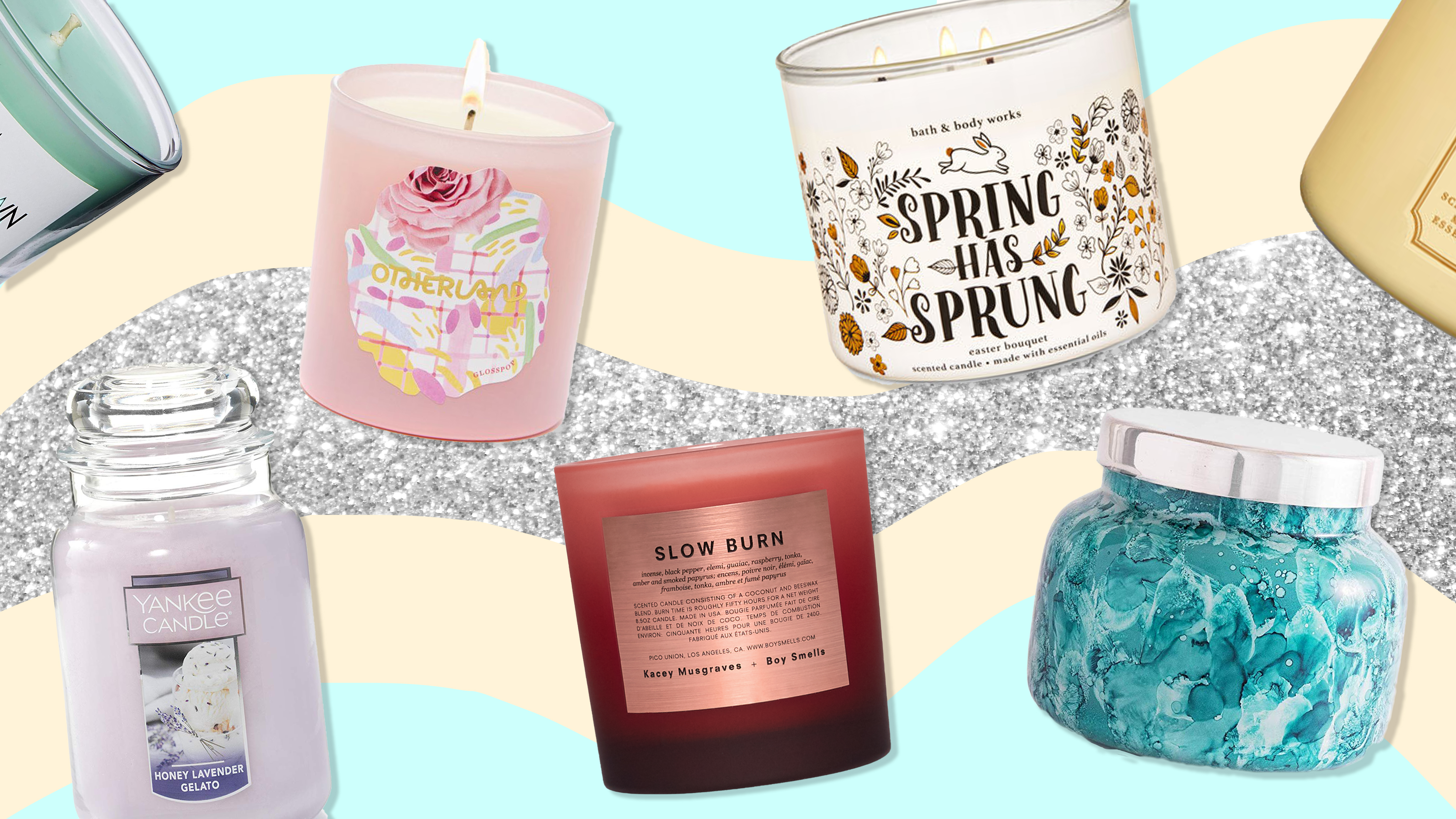 14 Spring Candles That Smell Like Good Vibes & Warm Weather
