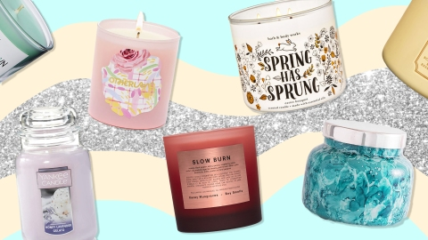 14 Spring Candles That Smell Like Good Vibes & Warm Weather | StyleCaster