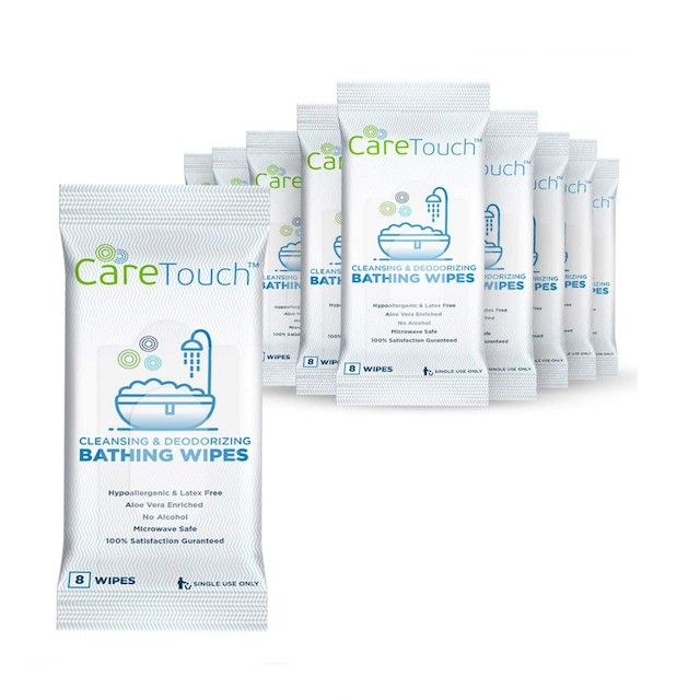 Care Touch Body Wet Wipes