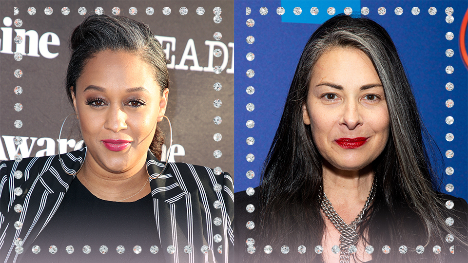 Just 14 Gray-Haired Celebs Looking Like Gorgeous Silver Sirens | StyleCaster