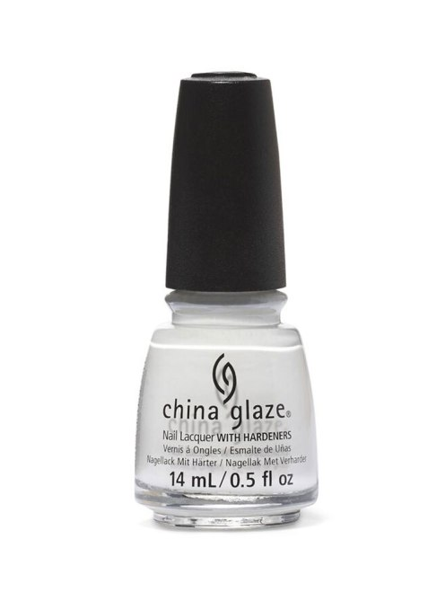 China Glaze White on White Polish