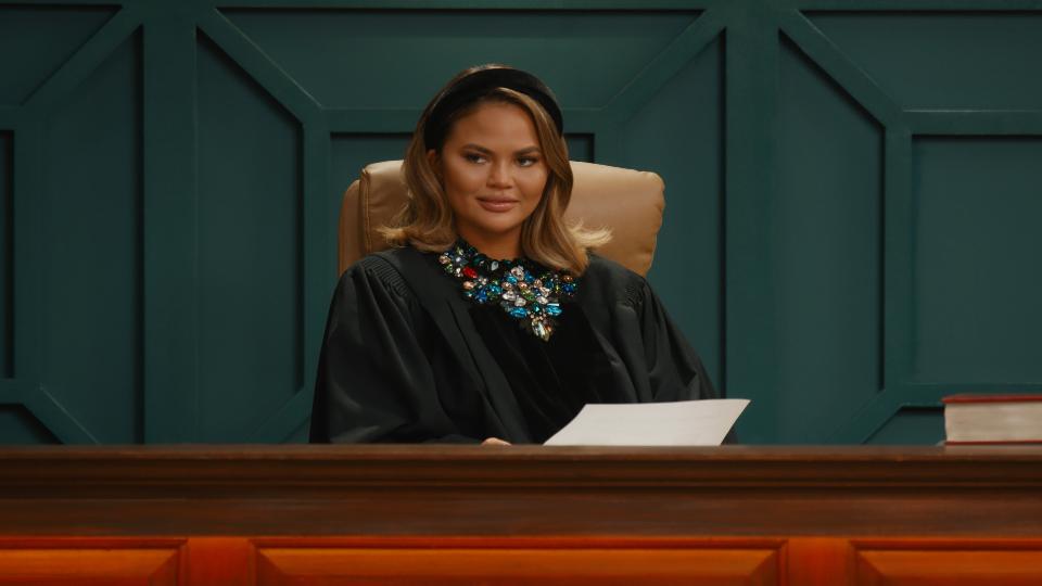 Chrissy's Court