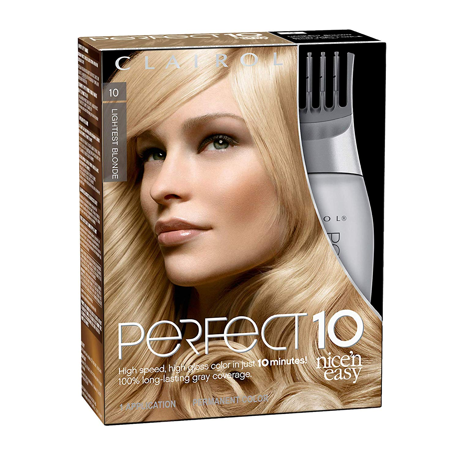 Clairol Perfect 10 Hair Color